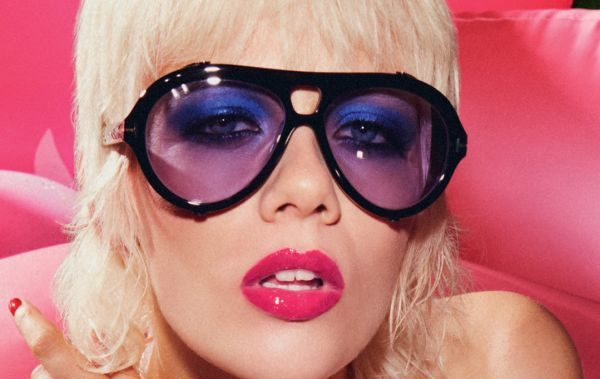 Tom Ford Apr 2021 sunglasses pink cropped