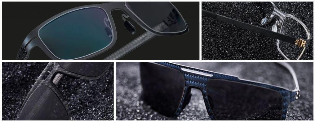 blac ss21 grid sunglasses and eyeglasses