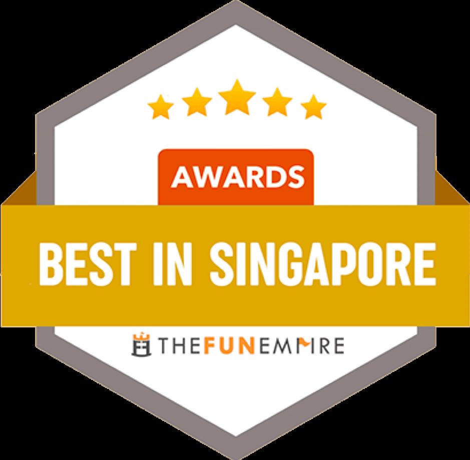 Award: Best in Singapore