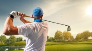 golfer crop