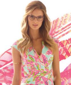 Lilly Pulitzer eyeglasses and designer frames