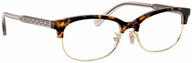 Designer Frames Coach Glasses 1