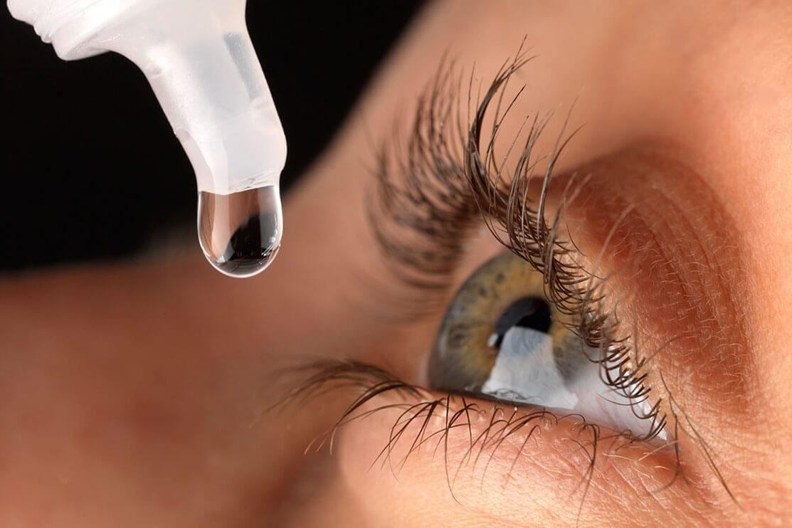 Atropine Drops womens eye