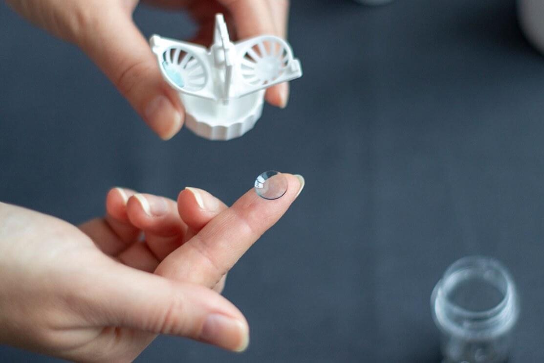 Orthokeratology contact lens