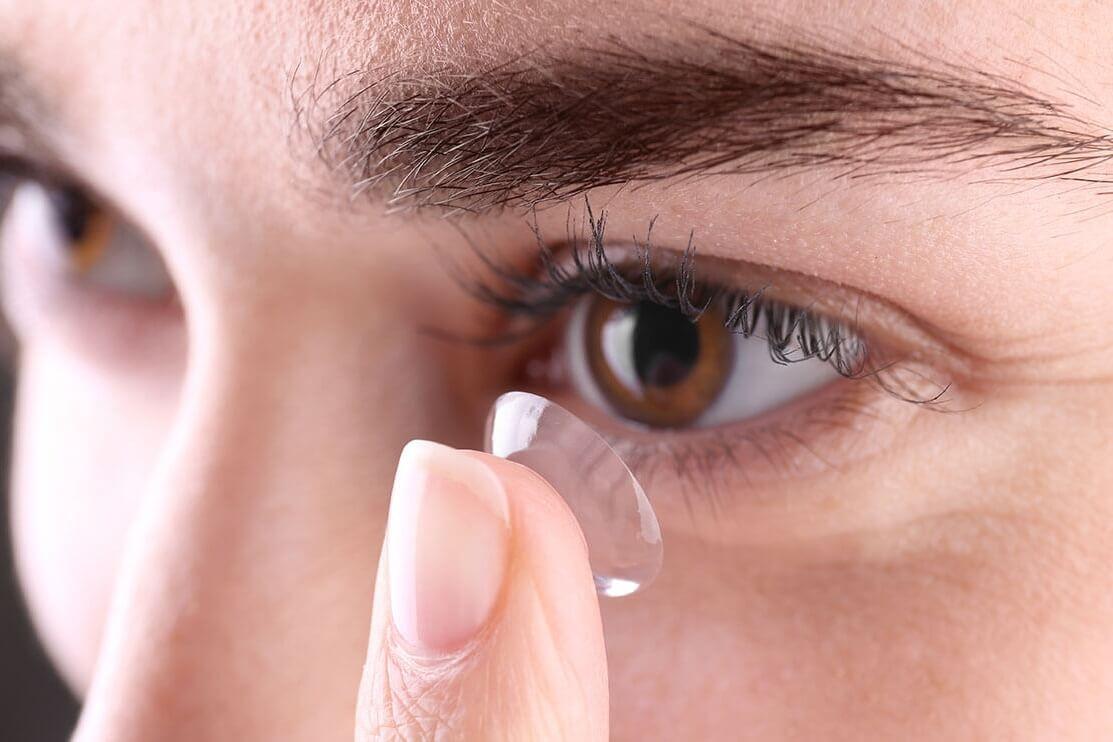 Soft Myopia Control Contacts