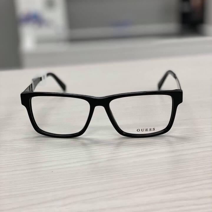 Guess eyeglasses plastic