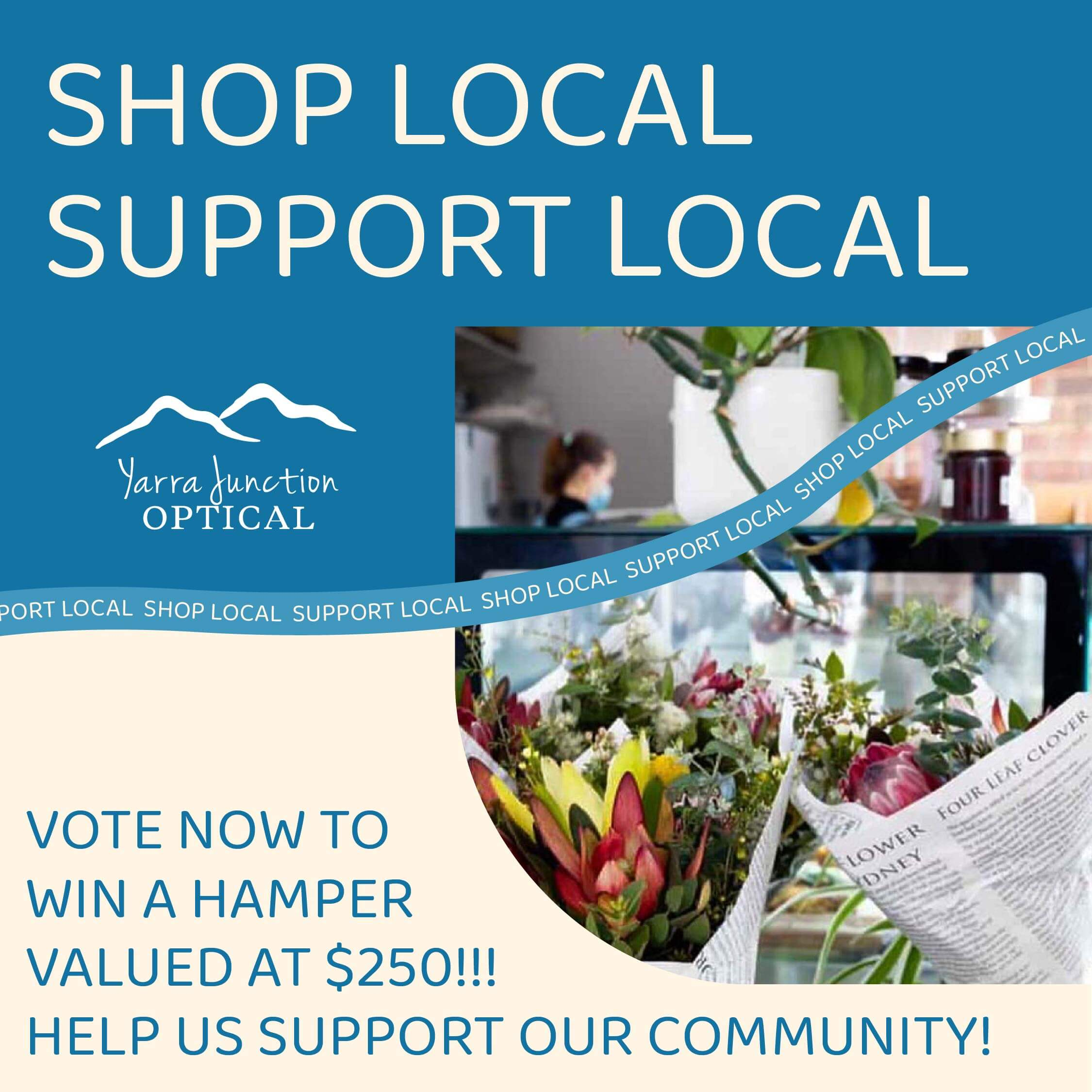 Support Local Campaign Yarra Junction