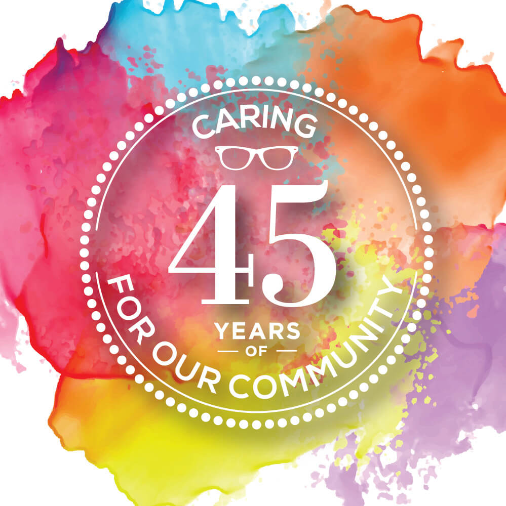 Caring 45 years
