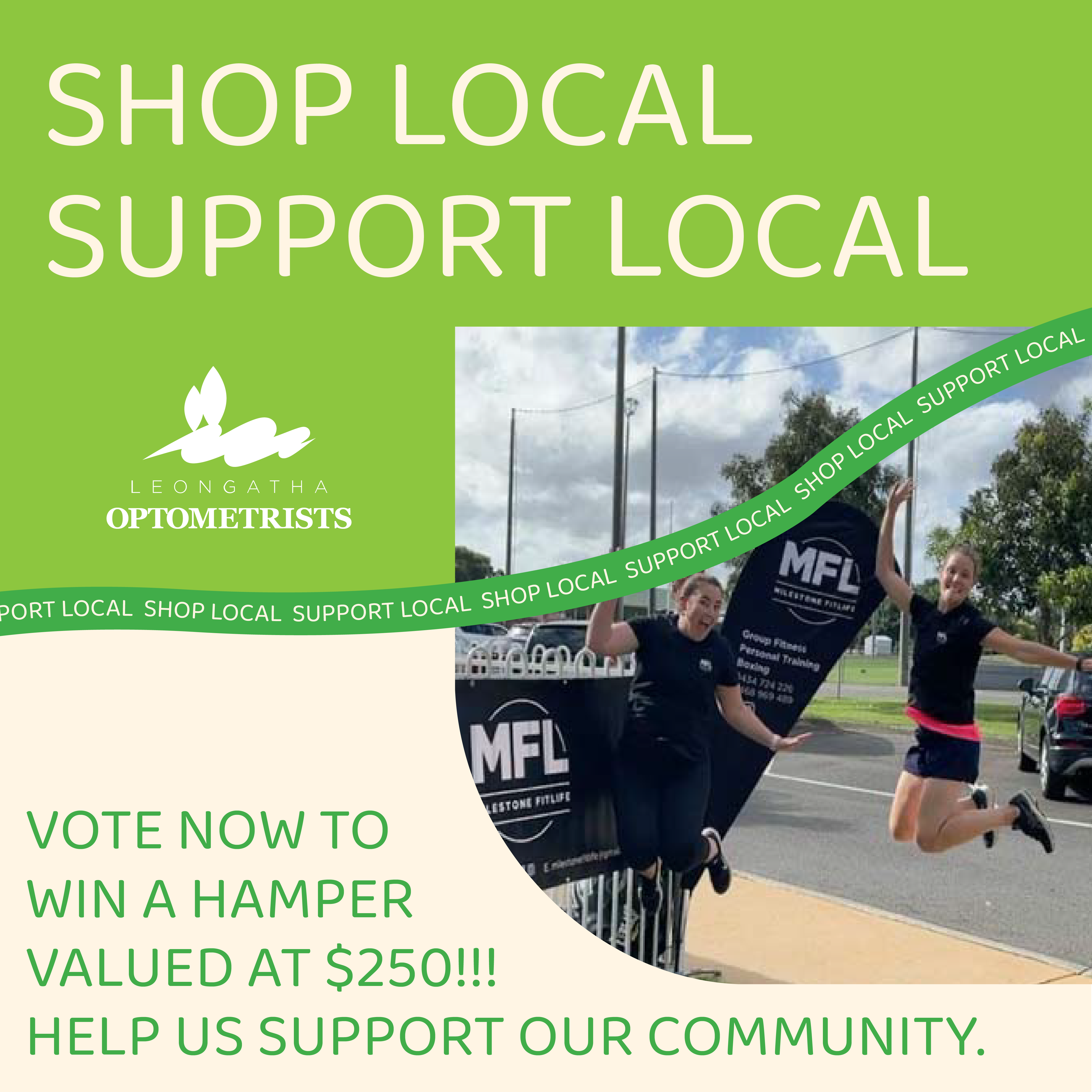 LGO   Support Local FB Voting 01