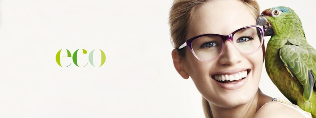 eco Designer Eyeglass Frames