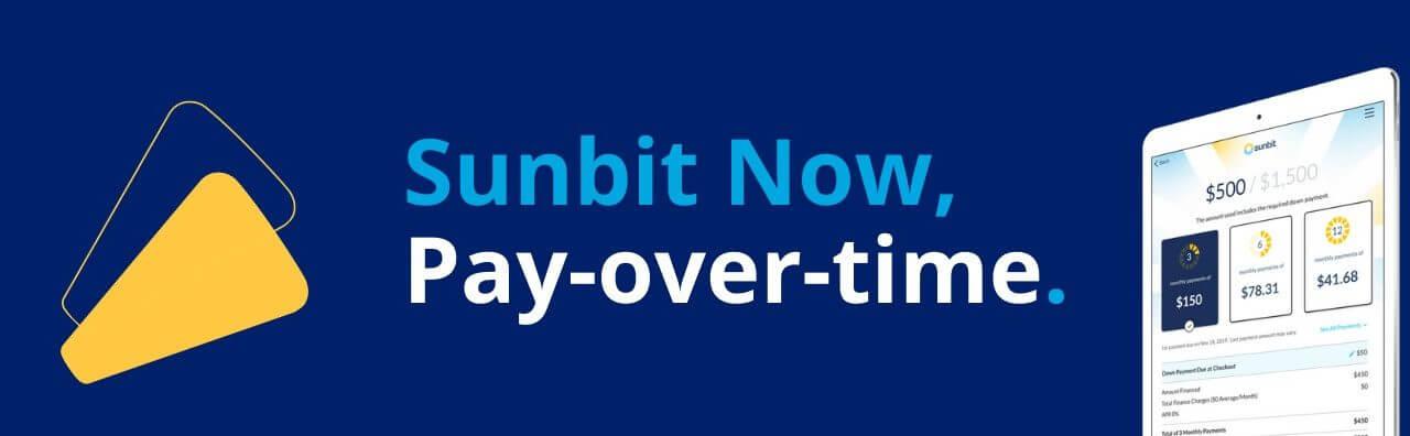 Sunbit pay