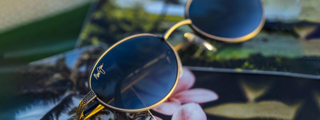 Family Wearing Maui Jim Designer Eyeglass Frames