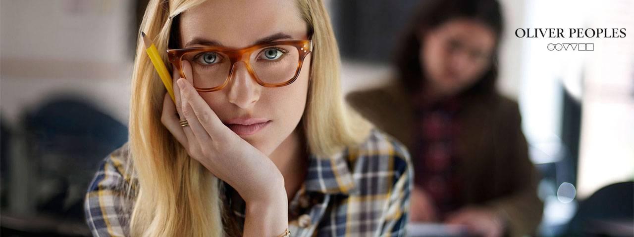 Oliver Peoples Designer Eyeglass Frames