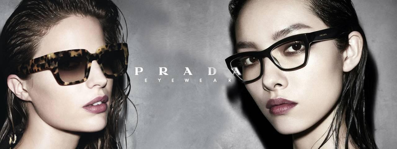 Prada Designer Eyeglass Frames
