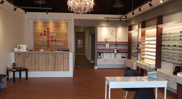 Your eye care clinic in Richmond Hill - Red Cedar Optometry