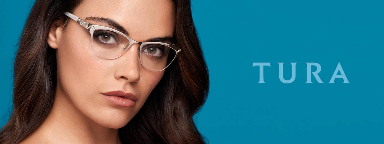 Tura Designer Eyeglass Frames