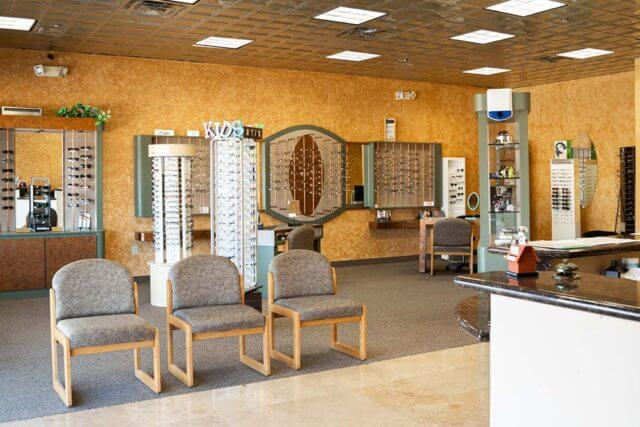 our eye care center in Plano