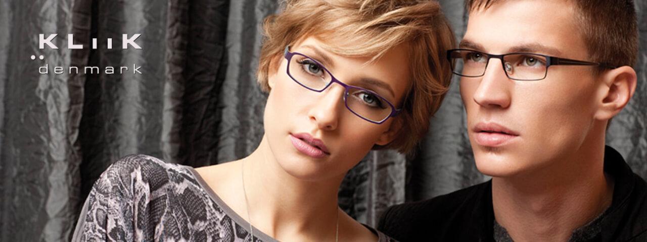 Kliik Designer Eyeglass Frames