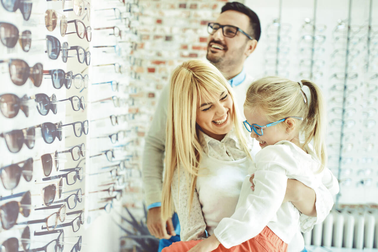 family-three-mother-father-daughter-shop-joy-1280