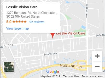 Lesslie Vision Care Google Maps