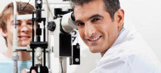 eye doctor Calgary, AB