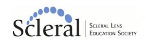 scleral lens education society logo 2