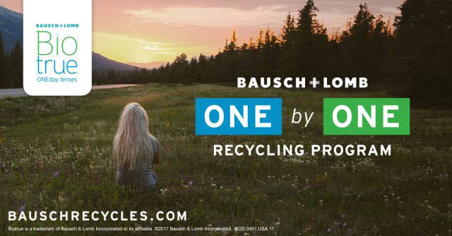 recycling bausch+lomb