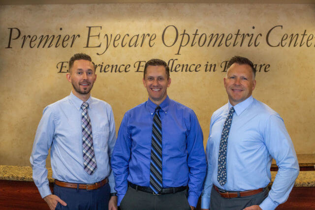 Our eyecare team in Barkersfield