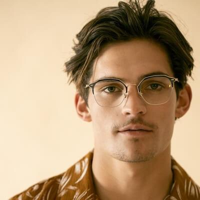 man wearing ogi eyewear