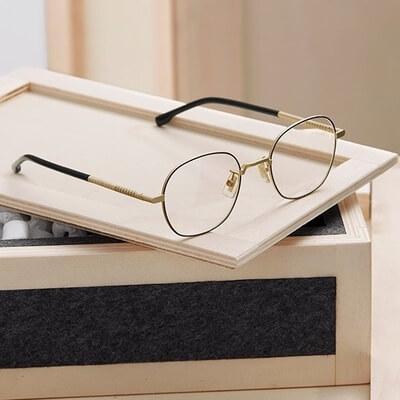 pair of hugoboss eyewear