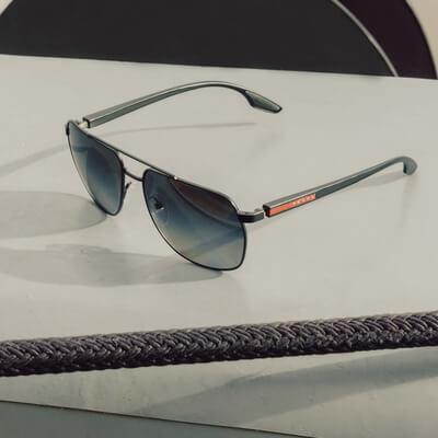 pair of prada sunglasses 400×400