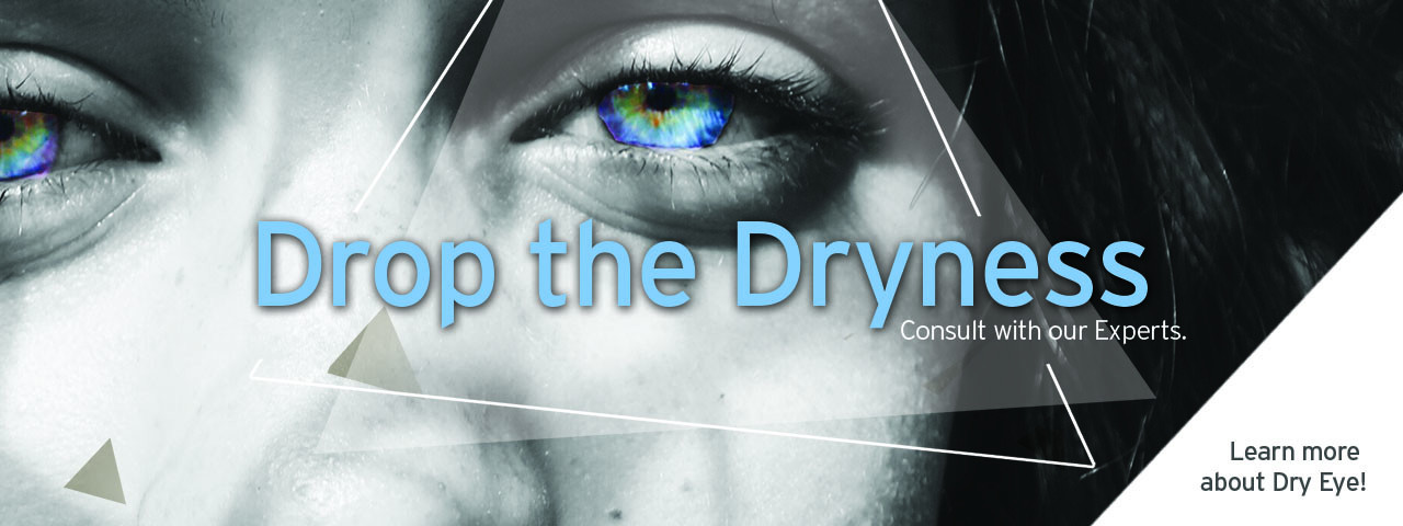 Ad for Dry Eye Treatment