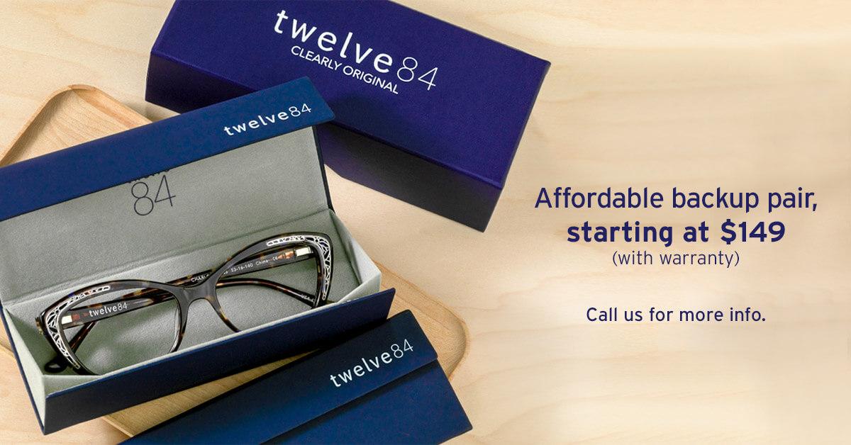 Twelve84 Eyeglass frames