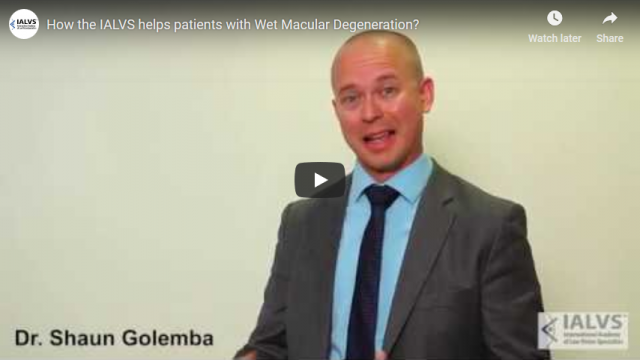 Screenshot 2019 05 18 How the IALVS helps patients with Wet Macular Degeneration YouTube