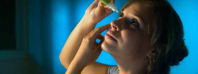 Treatment for Dry Eyes in Frisco, TX