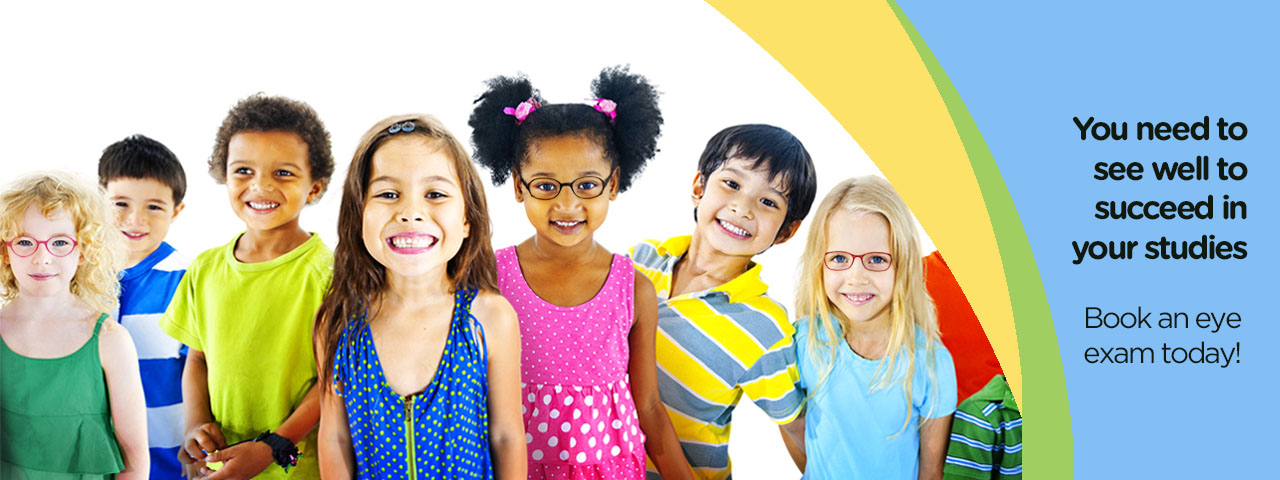 Contact Lens and EyeCare Gallery | Back to School Eye Exam in Frisco, TX