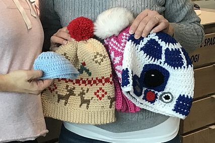 knitted hats 427x284