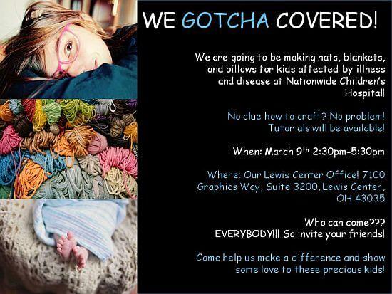 weve gotchya covered advert