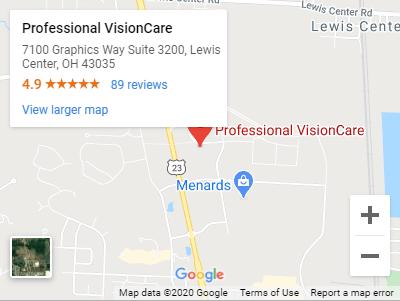 google map lewis center