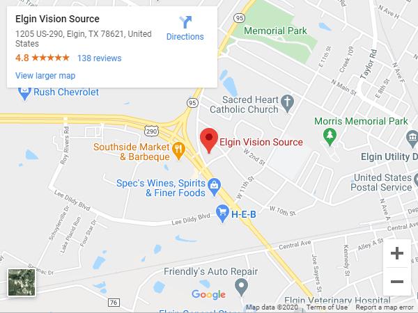 Elgin Vision Source Google Maps