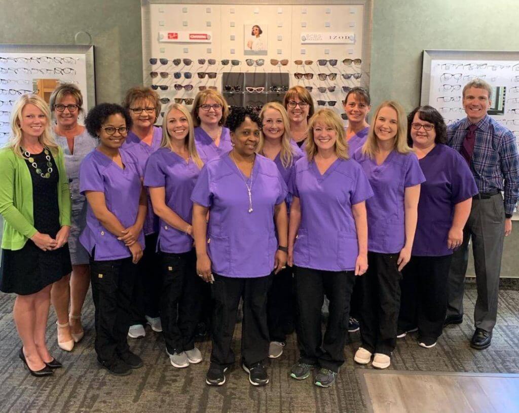 Associates In Eye Care Team in Hemlock