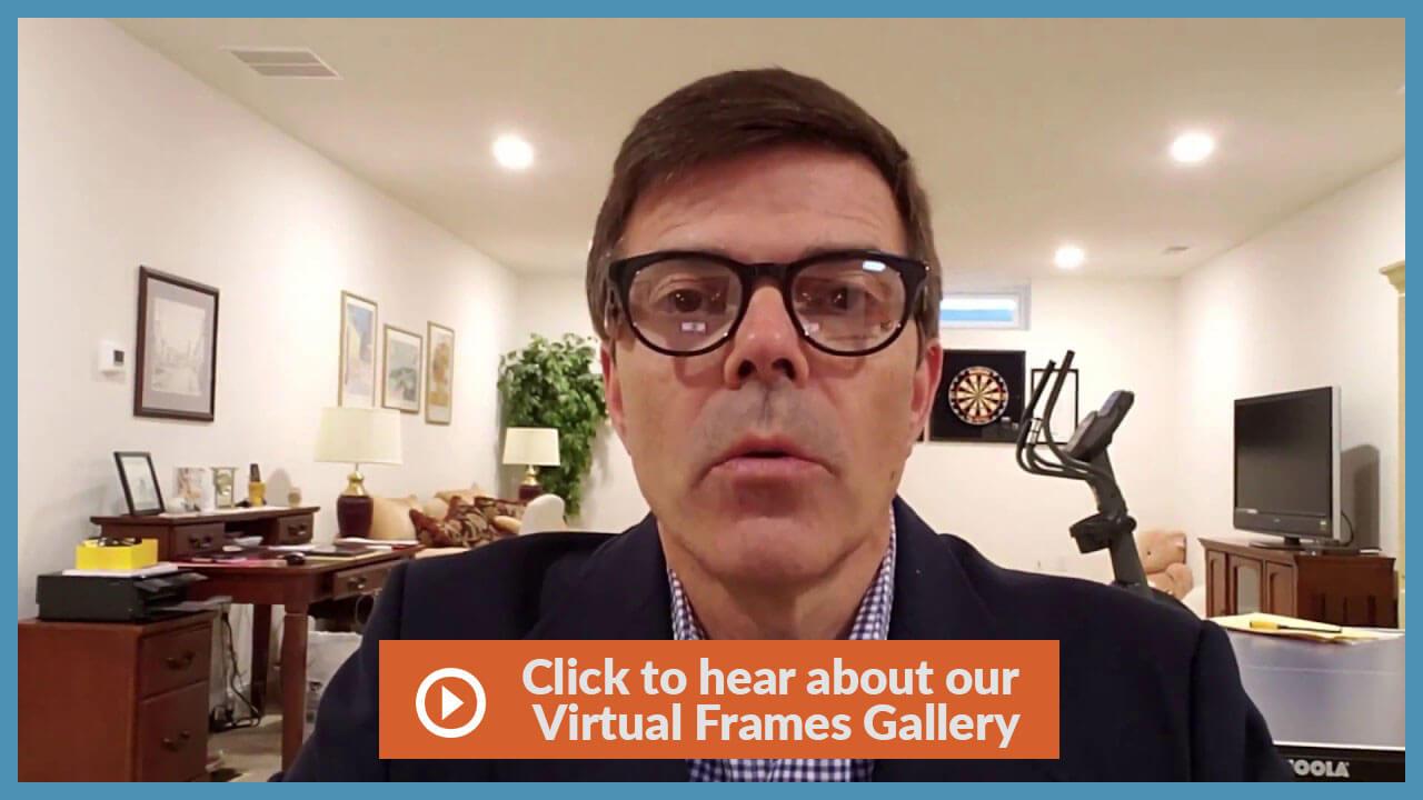 Virtual Frame Gallery