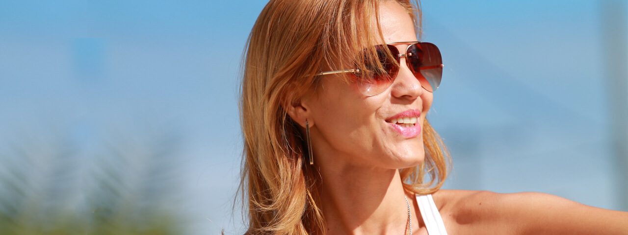 Sunglasses with UV Protection