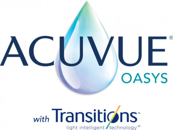 ACUVUE OASYS with Transitions in Calgary, AB