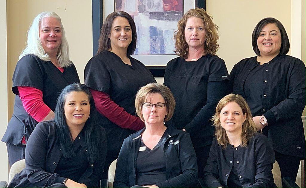 Wentzville, MO Eye Care Staff