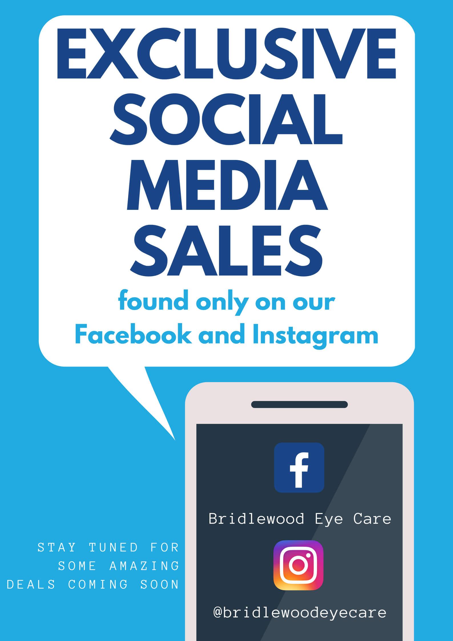 Social Media Sales Poster