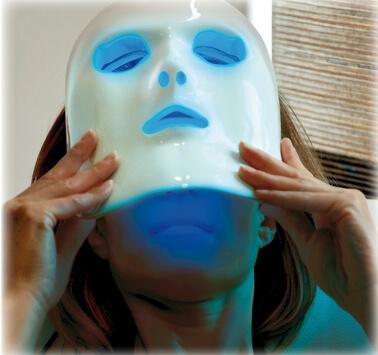 blue mask dry eye