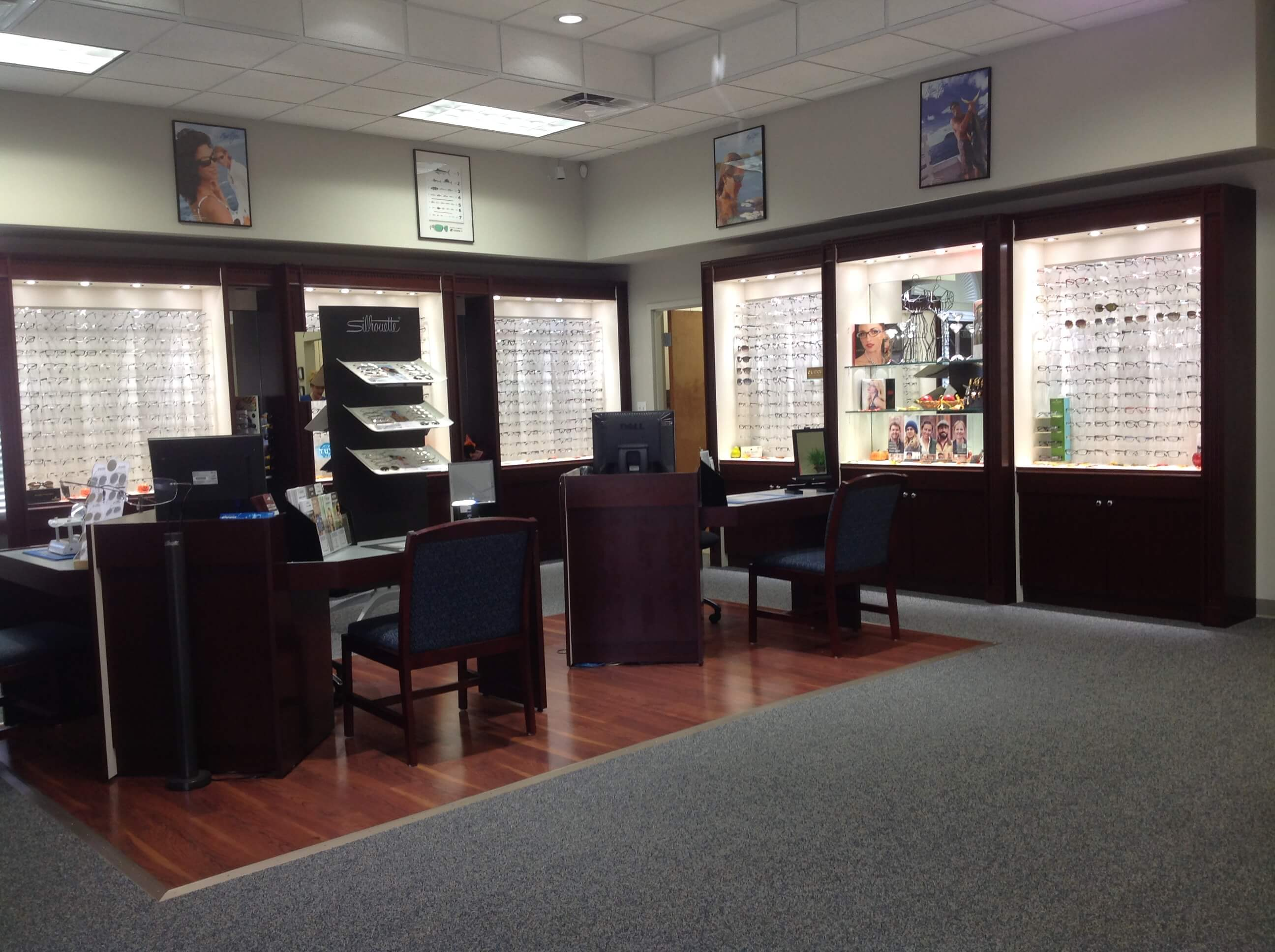 Optometrist, Rockledge high school, FL