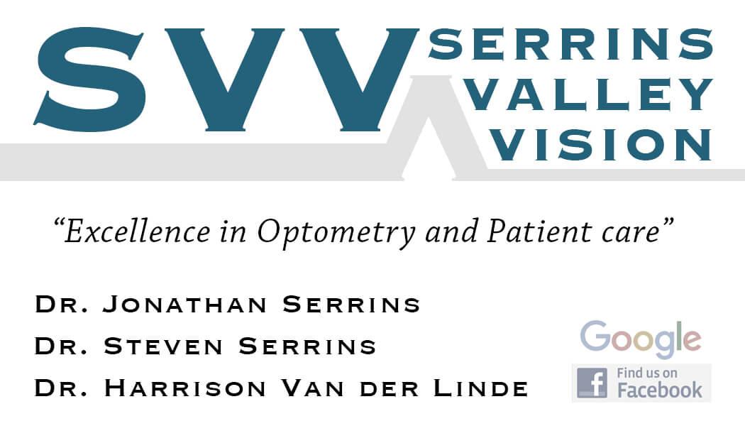 SVV front business card