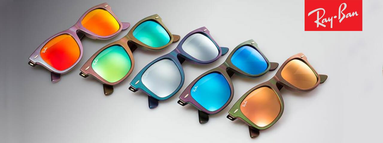 Ray Ban sunglasses optical store in Mill Creek, WA
